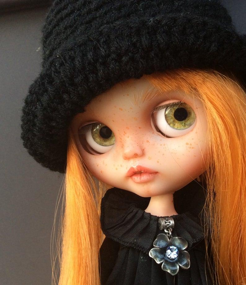 Julianne – Custom Blythe Doll One-Of-A-Kind OOAK Sold-out Custom Blythes