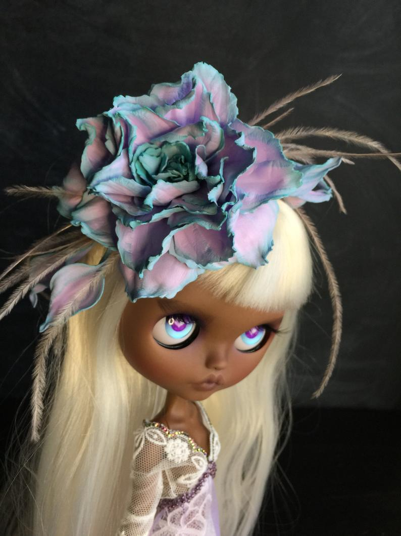 Ember – Custom Blythe Doll One-Of-A-Kind OOAK Sold-out Custom Blythes