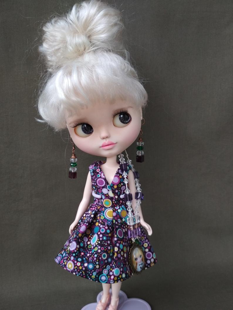 Ana – Custom Blythe Doll One-Of-A-Kind OOAK Sold-out Custom Blythes