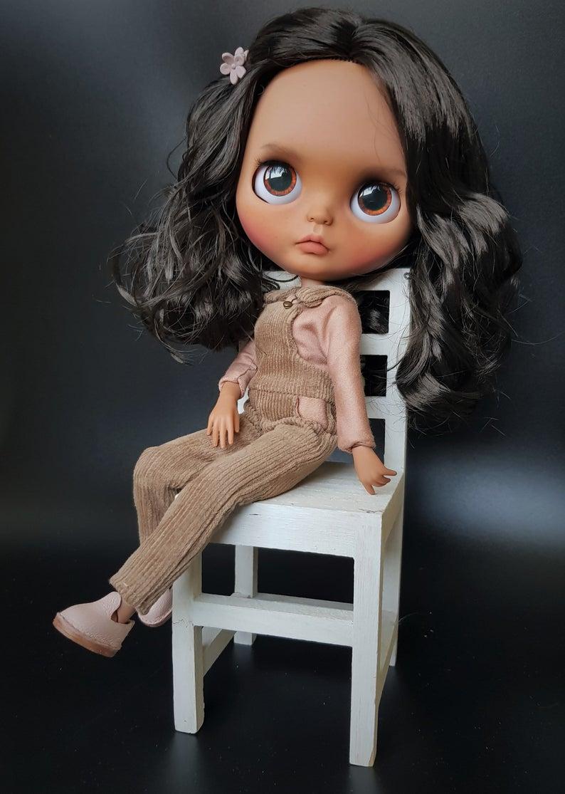 Nammy – Custom Blythe Doll One-Of-A-Kind OOAK Custom Blythe Doll (OOAK)