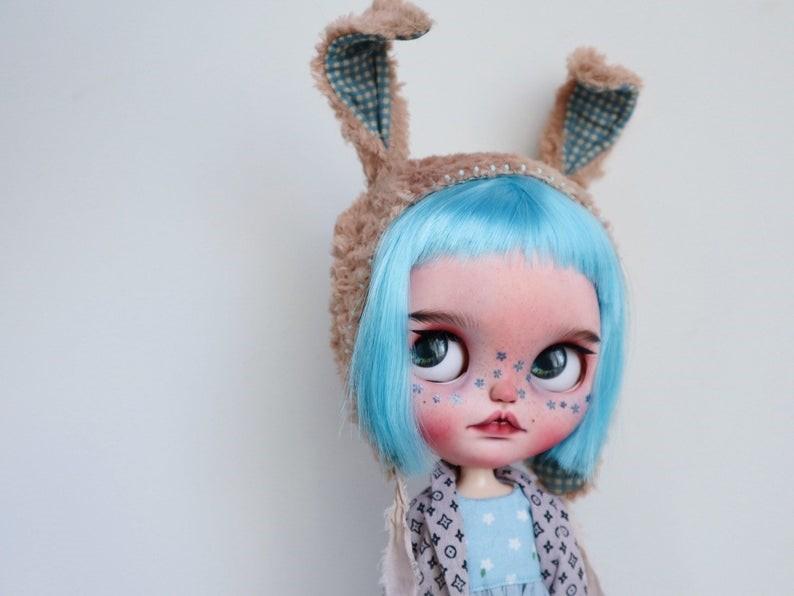 Addilynn – Custom Blythe Doll One-Of-A-Kind OOAK Custom Blythe Doll (OOAK)