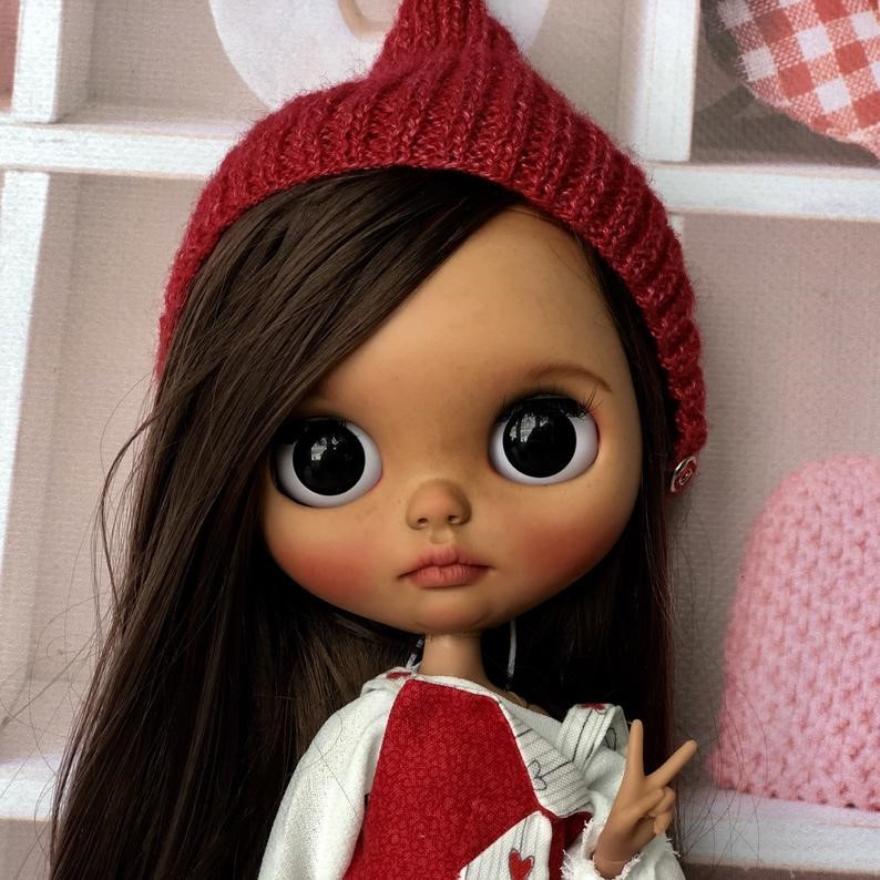 Alice – Custom Blythe Doll One-Of-A-Kind OOAK