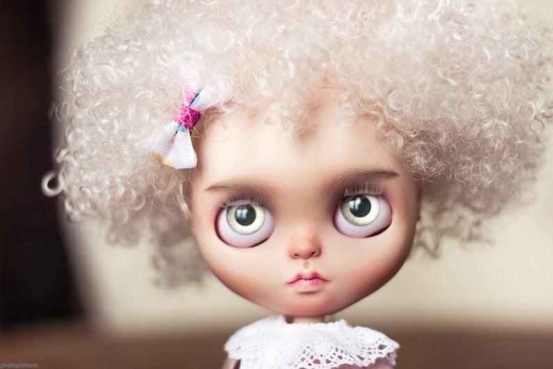 Ivanka – Custom Blythe Doll One-Of-A-Kind OOAK Custom Blythe Doll (OOAK)