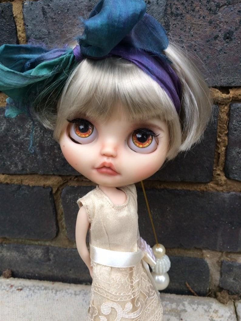 Nala – Custom Blythe Doll One-Of-A-Kind OOAK Custom Blythe Doll (OOAK)