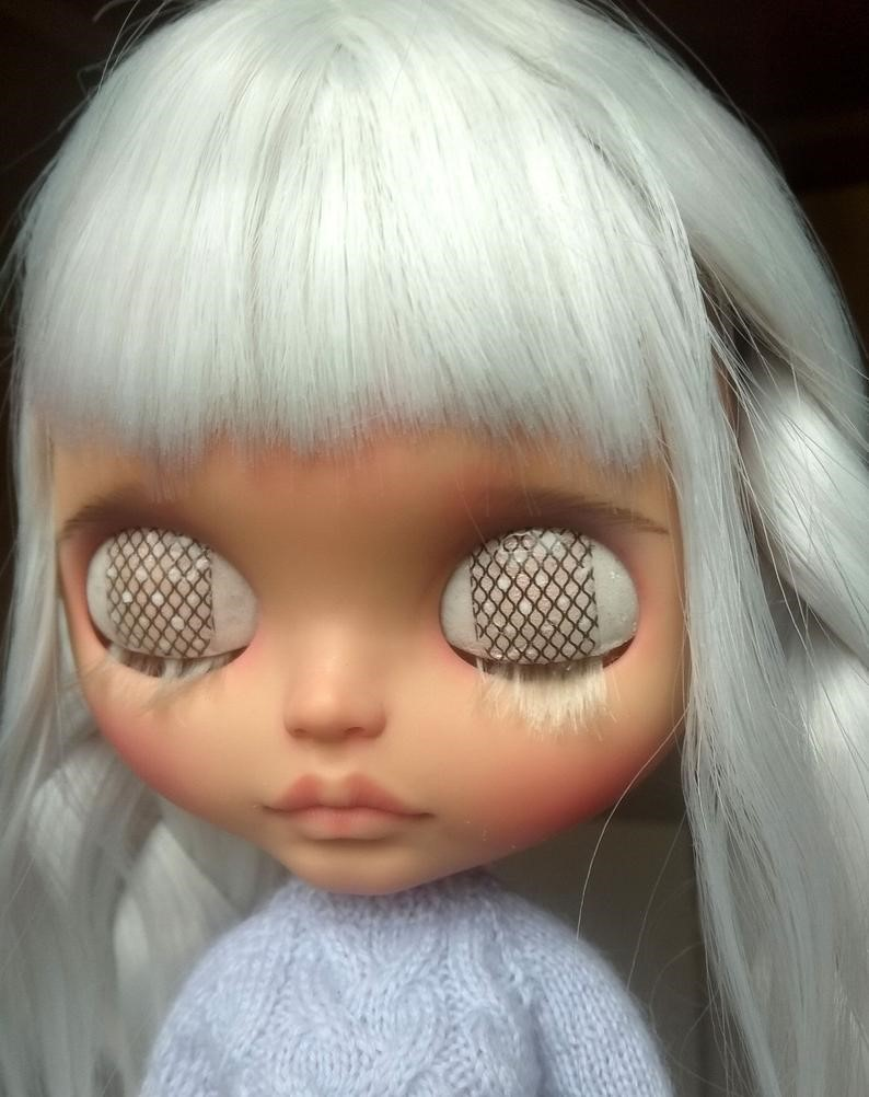 Rayna – Custom Blythe Doll One-Of-A-Kind OOAK Custom Blythe Doll (OOAK)