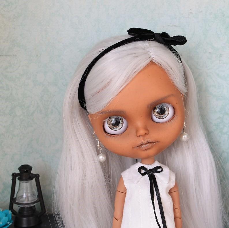 Selena – Custom Blythe Doll One-Of-A-Kind OOAK Custom Blythe Doll (OOAK)