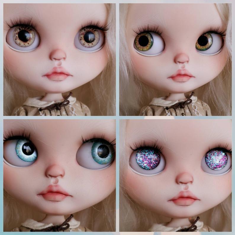 Taylor – Custom Blythe Doll One-Of-A-Kind OOAK Custom Blythe Doll (OOAK)