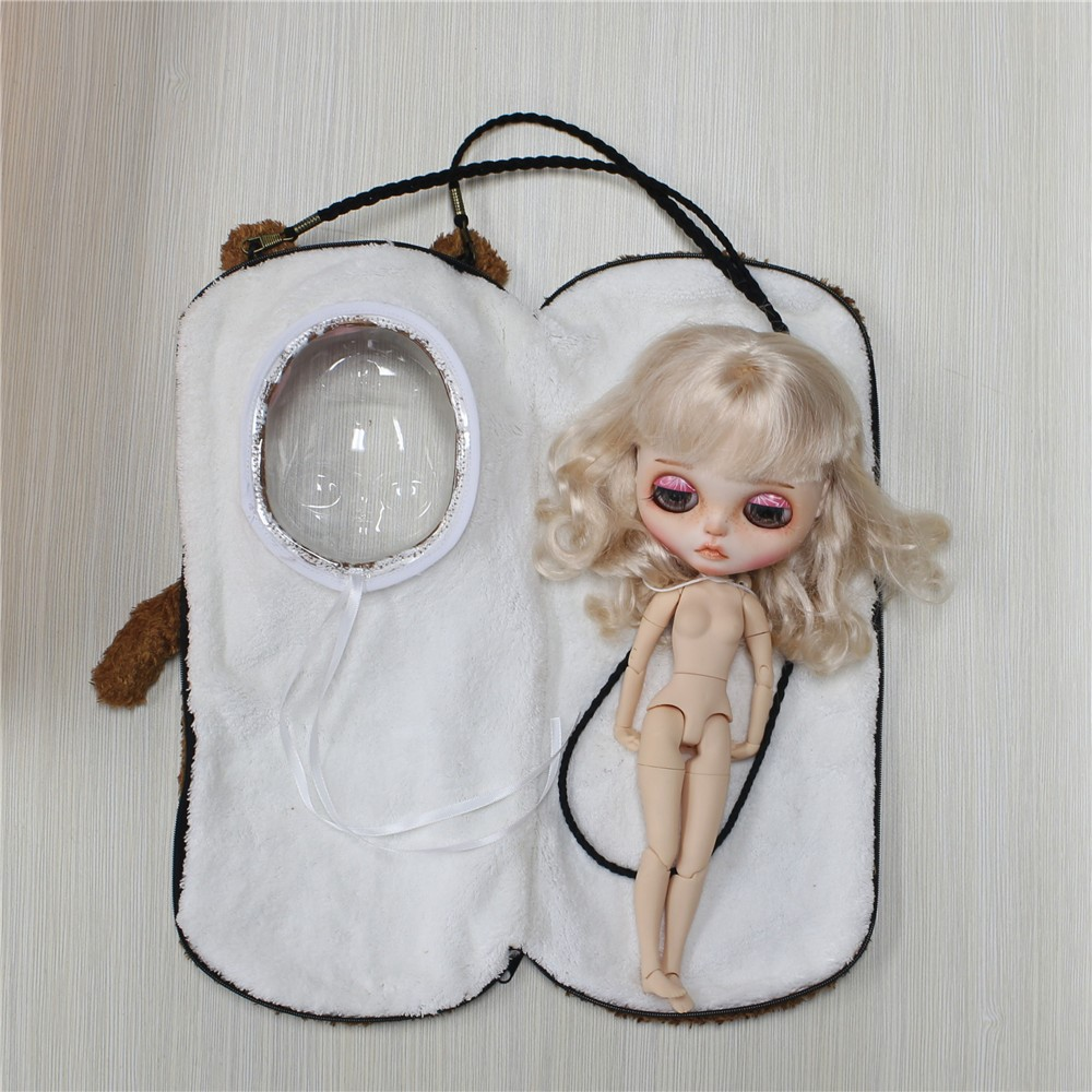 Neo Blythe Doll Brown Sleep Bag Blythe Doll Accessories
