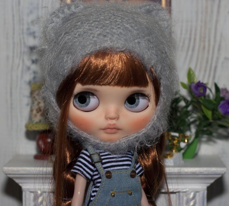 Christina - Custom Blythe Doll One-Of-A-Kind OOAK Custom Blythe Doll (OOAK)