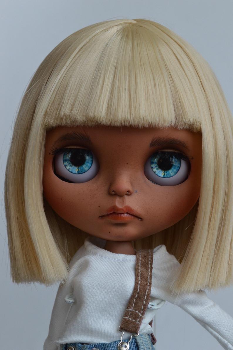 Daisy - Custom Blythe Doll One-Of-A-Kind OOAK Custom Blythe Doll (OOAK)