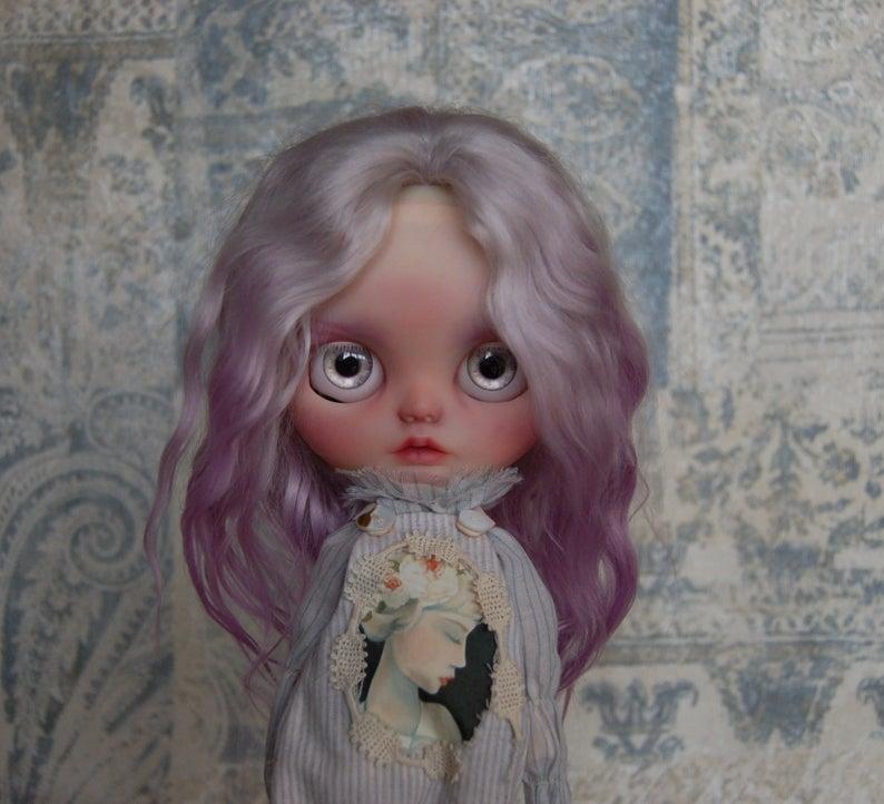 Finley – Custom Blythe Doll One-Of-A-Kind OOAK Custom Blythe Doll (OOAK)