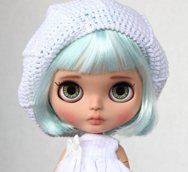 Gabriella – Custom Blythe Doll One-Of-A-Kind OOAK Custom Blythe Doll (OOAK)