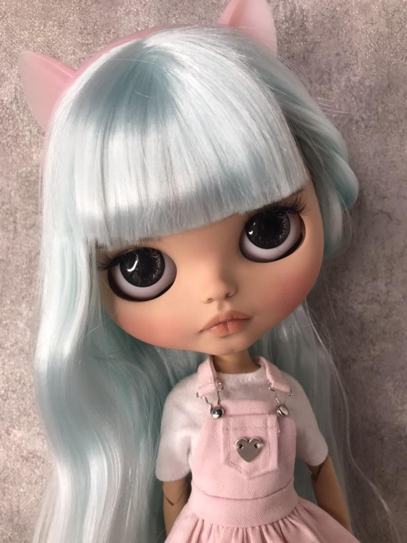 Hadly – Custom Blythe Doll One-Of-A-Kind OOAK Custom Blythe Doll (OOAK)