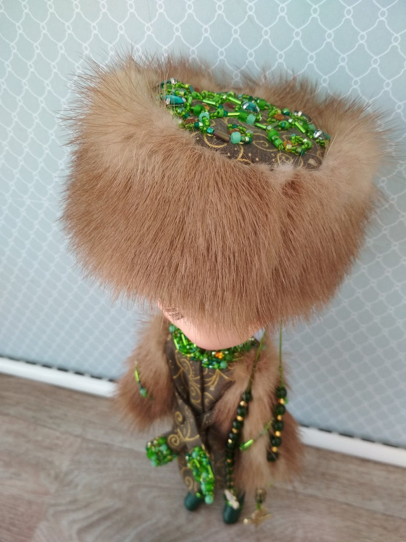Holly - Custom Blythe Doll One-Of-A-Kind OOAK Custom Blythe Doll (OOAK)
