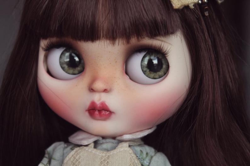 Irene - Custom Blythe Doll One-Of-A-Kind OOAK
