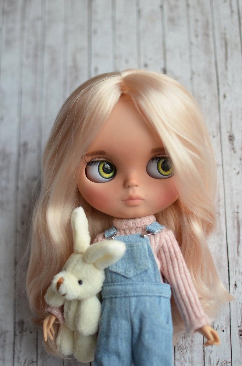 Orla – Custom Blythe Doll One-Of-A-Kind OOAK Custom Blythe Doll (OOAK)
