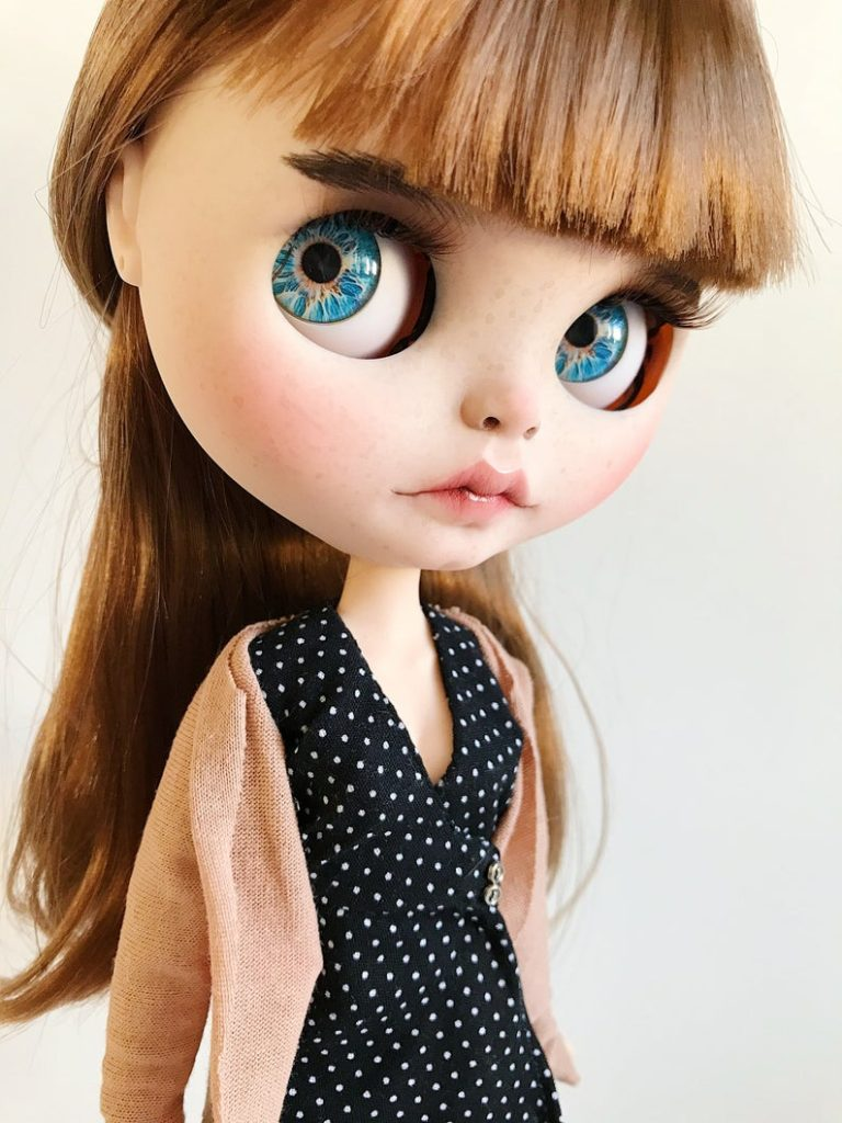 Rosemary Blythe Doll