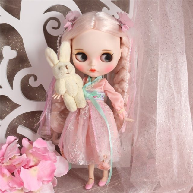 The Story of Neo Blythe Dolls 3