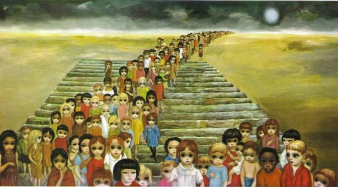 Tomorrow Forever 1965 Margaret Keane