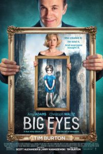 Big Eyes Movie - Blythe Doll Eyes Inspiration