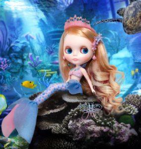 Mořská panna Blythe