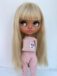 Hailey - Custom Blythe Doll Un-Of-A-Kind OOAK