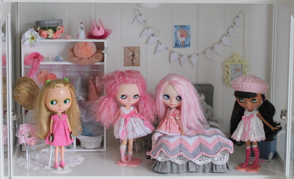 blythe doll hobby as a boost to mental health
