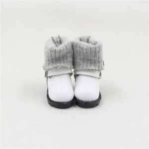 Neo Blythe Doll Cozy Leather Boots 1