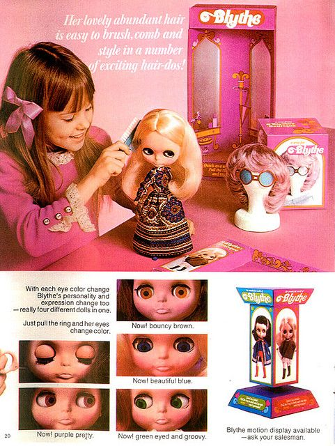 Blythe As a Gift for Kids 1