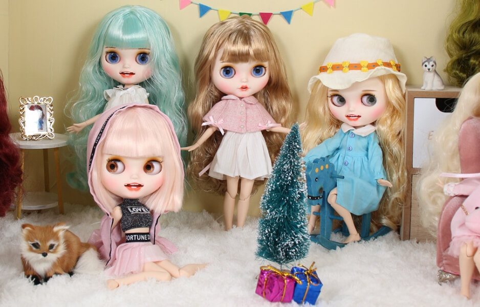 blythe doll gift for kids miglior regalo per i bambini
