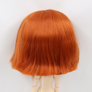 Neo Blythe Doll Ginger Hair with Takara RBL Scalp Dome 1