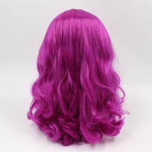 Neo Blythe Doll Dark Purple Hair with Takara RBL Scalp Dome 1