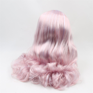 Neo Blythe Doll Multi-Color Hair with Takara RBL Scalp Dome 1