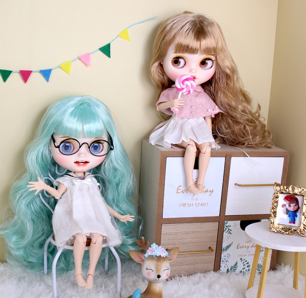 Blythe As a Gift for Kids 3