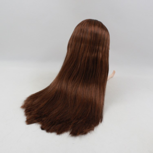 Neo Blythe Doll Brown Hair with Takara RBL Scalp Dome 1
