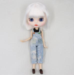 Lavinia – Premium Custom Blythe Doll with Calm Face 1