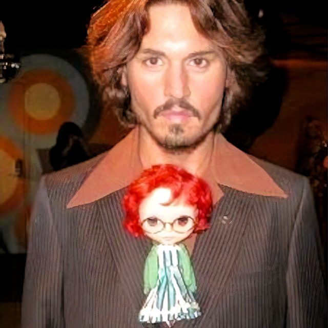 Johnny Depp's Blythe Addiction 4