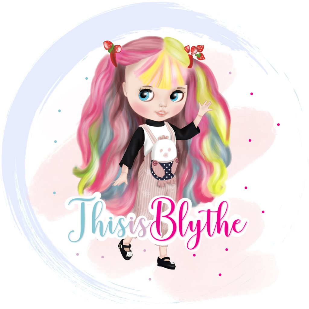 this is blythe logo