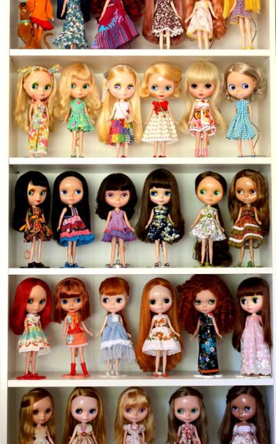 Take the Opportunity to See and to Know the Rich World of Blythe 4