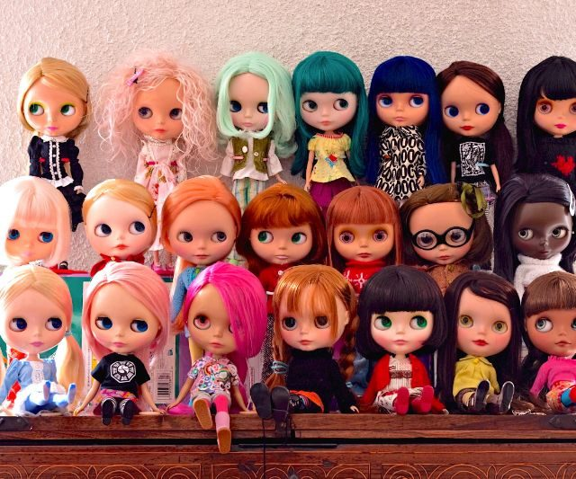 Take the Opportunity to See and to Know the Rich World of Blythe 5