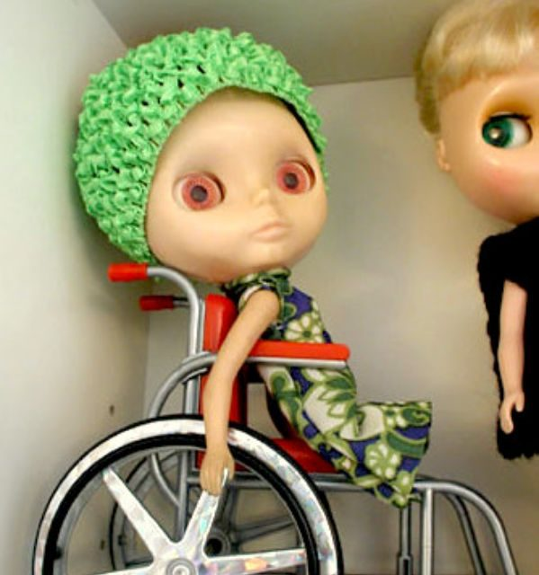 Take the Opportunity to See and to Know the Rich World of Blythe 2