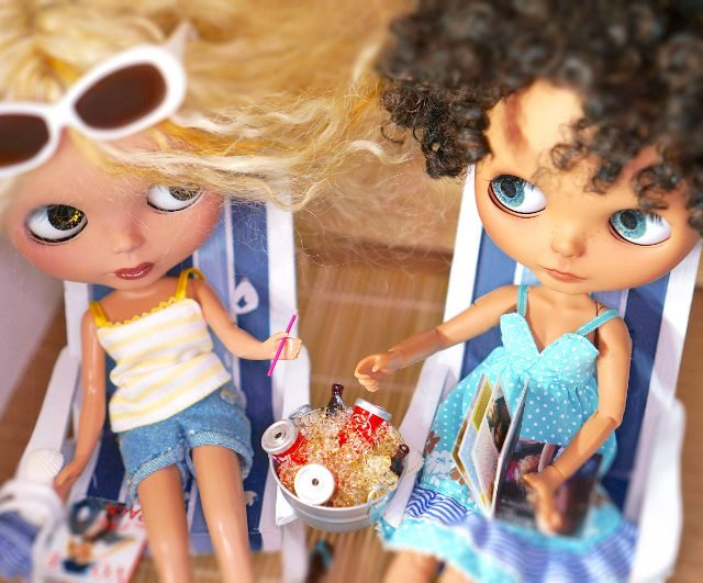 Take the Opportunity to See and to Know the Rich World of Blythe 12