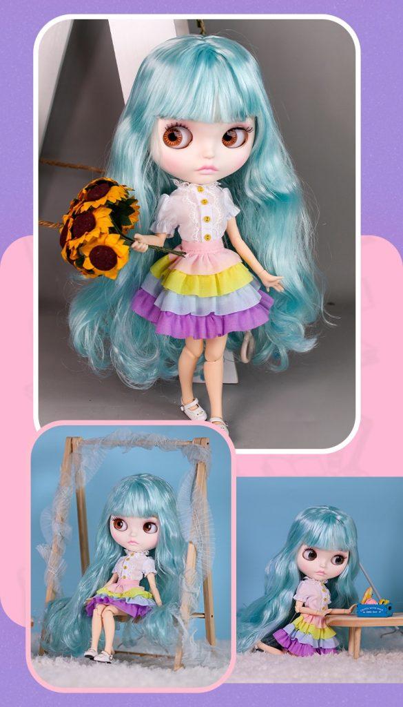 jane custom blythe doll