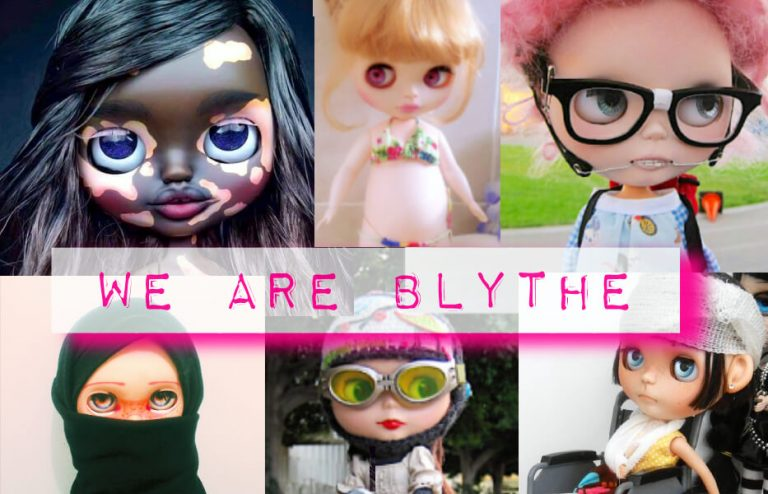 this is blythe diversity dolls