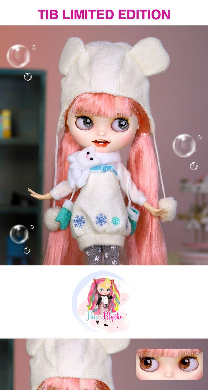 Premium Custom Neo Blythe Doll Halloween & Christmas Combo 1
